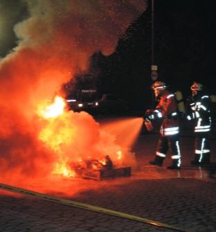 тушение пожара, пожарный ствол АВГ