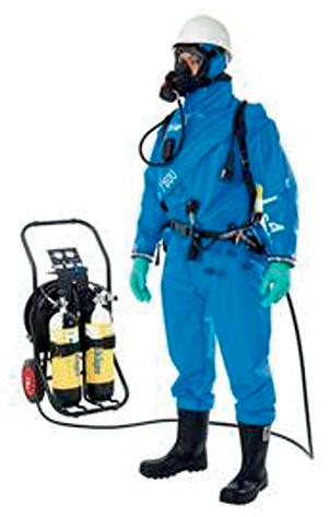 костюм химзащиты drager CPS 7800